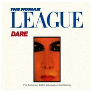 Albumcover The Human League - Dare!/Love And Dancing