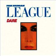 Albumcover The Human League - Dare!