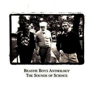 Albumcover Beastie Boys - Anthology:  The Sounds Of Science