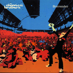 Albumcover The Chemical Brothers - Surrender