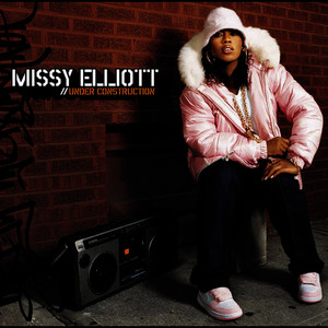 Albumcover Missy Elliott - Under Construction