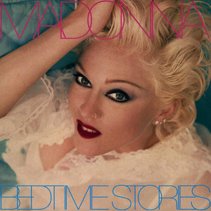 Albumcover Madonna - Bedtime Stories