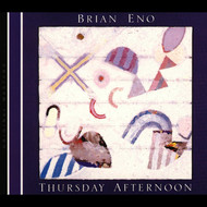 Albumcover Brian Eno - Thursday Afternoon