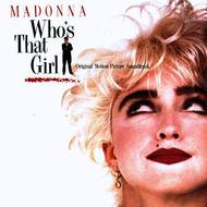 Albumcover Madonna - Who's That Girl Soundtrack