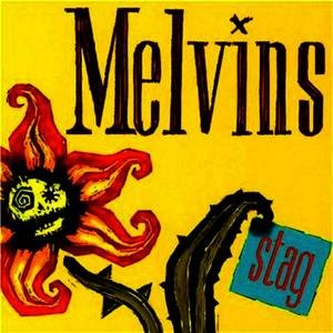 Albumcover Melvins - Stag