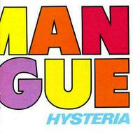 Albumcover The Human League - Hysteria