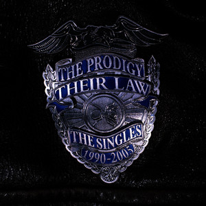 Albumcover The Prodigy - Their Law The Singles 1990 - 2005