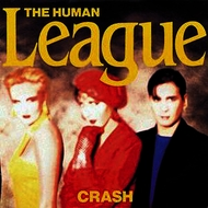 Albumcover The Human League - Crash