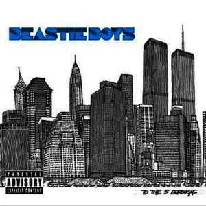Albumcover Beastie Boys - To The 5 Boroughs