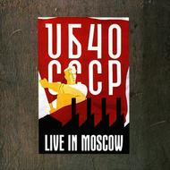 Albumcover UB40 - Live In Moscow