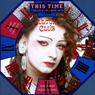 Albumcover Culture Club - This Time