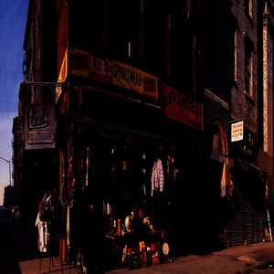 Albumcover Beastie Boys - Paul's Boutique