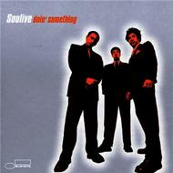 Albumcover Soulive - Doin' Something