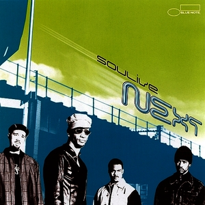 Albumcover Soulive - Next