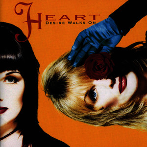 Albumcover Heart - Desire Walks On