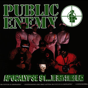 Albumcover Public Enemy - Apocolypse '91  The Enemy Strikes Back (Explicit)