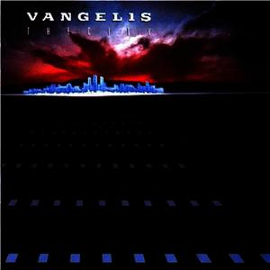 Albumcover Vangelis - The City
