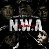 NWA - The Best Of N.W.A: The Strength Of Street Knowledge (Edited)
