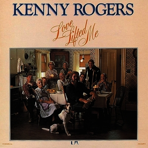 Albumcover Kenny Rogers - Love Lifted Me