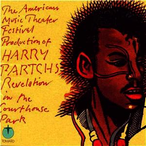 Albumcover Harry Partch - Revelation In The Courthouse Park