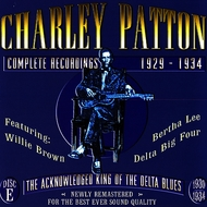 Albumcover Charley Patton - Complete Recordings, CD E