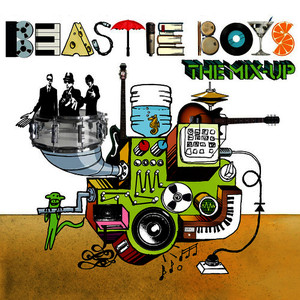 Albumcover Beastie Boys - The Mix-Up