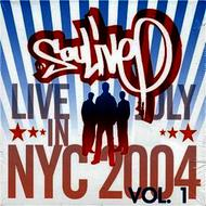 Albumcover Soulive - Live in NYC (July 2004), Vol. 1
