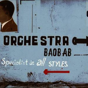 Albumcover Orchestra Baobab - Specialist In All Styles