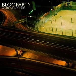 Albumcover Bloc Party - A Weekend In The City