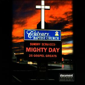Albumcover Various Artists - Mighty Day - 25 Gospel Greats