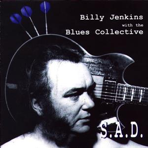 Albumcover Billy Jenkins - S.A.D.