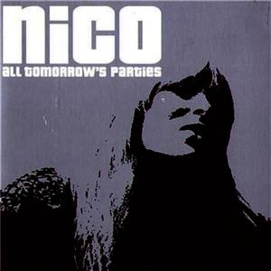 Albumcover Nico - All Tomorrow's Parties