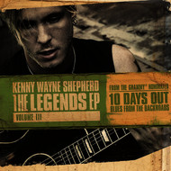 Kenny Wayne Shepherd - The Legends EP: Volume III