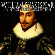 Albumcover William Shakespeare - Vintage Radio Collection