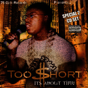 Albumcover Too $hort - It's About Time