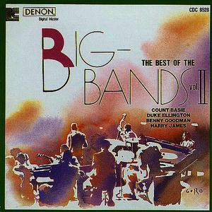Albumcover Various Artists - The Best of the Big Bands Volume 2