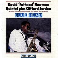 David 'Fathead' Newman - Blue Head