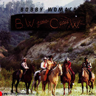 Albumcover Bobby Womack - B.W. Goes C.W.