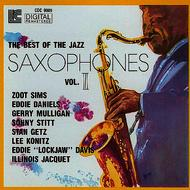 Albumcover Various Artists - Best of the Jazz Saxophones : Volume 3