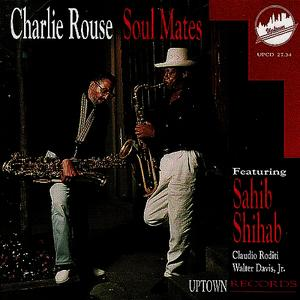 Albumcover Charlie Rouse - Soul Mates