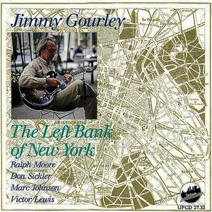 Albumcover Jimmy Gourley - The Left Bank of New York