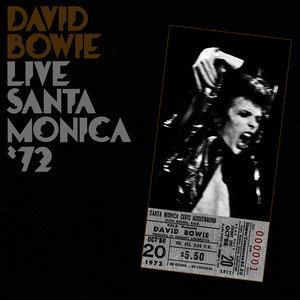 Albumcover David Bowie - Live In Santa Monica '72