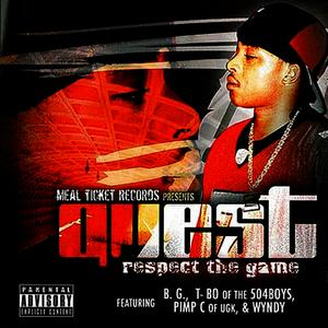 Albumcover Quest - Respect Tha Game