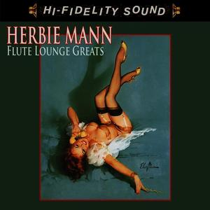 Albumcover Herbie Mann - Flute Lounge Greats