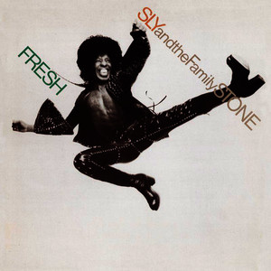 Albumcover Sly & The Family Stone - Fresh