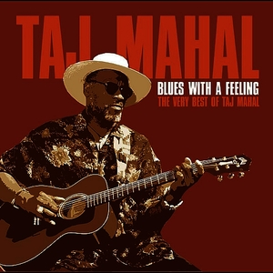 Albumcover Taj Mahal - Blues With A Feeling