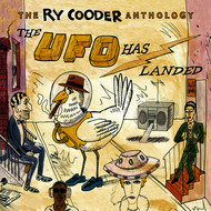 Albumcover Ry Cooder - The Ry Cooder Anthology: The UFO Has Landed