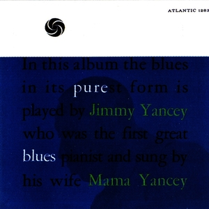 Albumcover Jimmy Yancey - Pure Blues