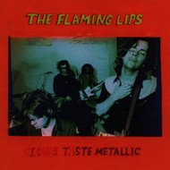 Albumcover The Flaming Lips - Clouds Taste Metallic