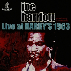 Live at Harry's 1963
